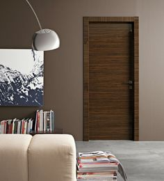 Interior Doors From Wood U2013 Modern Room Doors As A Transition Between Rooms