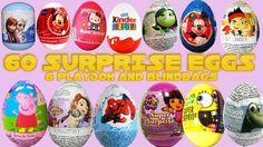 60 Surprise Eggs Opening #surprisetoys #surprise #surpriseeggs #eggs #cars  https://www.youtube.com/watch?v=czq9GH2l9_0