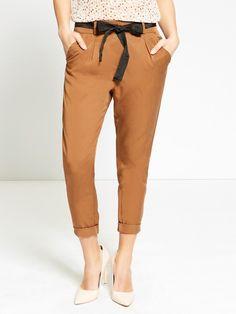 Pantaloni fluidi in tencel  #MotiviFashion su http://www.motivi.com/eshop/product/Motivi-Desert-Rose-Pantaloni-fluidi-in-tencel.html/1/pid/153887/frmCatID/69249/