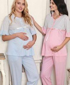 % 100 Kaliteli pamuklu kumaştan üretilmiş hamile pijama takımları ile doğum öncesi ve sonrası annelerin daha rahat edebilmesini sağlayan hamile pijama takımı modelleri 84.90 TLden başlayan fiyatlarla kargo bedava.   #hamilepijama #lohusapijama #gebegiyim #hamilegiyim