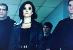 ❤️ Demi in the music video for Confident