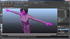 Creating a Character Rig - Part Common rigging pitfallsSome of the most common pitfalls and suggests some best practices when rigging characters in Maya.Creating a Character Rig – Part Commo Maya, Learning Channel, Technical Artist, Character Rigging, Modeling Tips, 3d Tutorial, Good Tutorials, 3d Max, Game Design