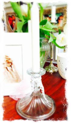 Kristallkerzenleuchter auf www.dekomagie.de