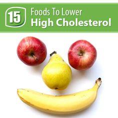 15 Foods To Lower High Cholesterol [Healthagy]
