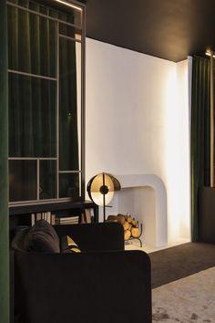 Home - Julia Day Interior Architecture and Design Park Homes, Stand Design, Create Space, Interior Design Studio, Egg Chair, Natural Texture, Contemporary Furniture, Timeless Design, Interior Architecture