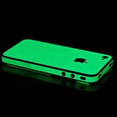 iPhone 4/4S Vivid Glow Green design inspiration on Fab.