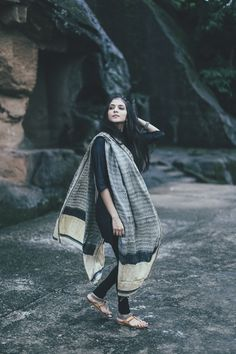 """"""" The Art of Indianism """" I was skimming through a few of my mother's old cotton sarees recently, pieces she's picked up from different parts of the country over a span of almost 20 years. I was..."""