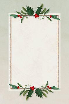 Christmas Post, Christmas Frames, Green Christmas, Christmas Design, Christmas Greetings, Christmas Cards, Xmas, Christmas Border, Christmas Stationery