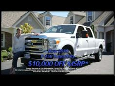 Ford F-250 SuperDuty and Fiesta