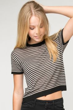 Brandy ♥ Melville | Madelina Top - Clothing