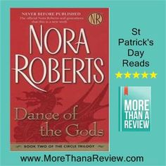 Books with an Ireland setting, in honor of St Patrick's Day. You can read the full review at More Than a Review.
