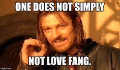 Yeah! If you read maximum ride you gotta love Fang!