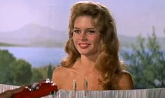 """Which Classic Hollywood Actress Are You?  You got: Brigitte Bardot  You're captivating, warm-hearted, and just a little bit mysterious. You've also got an easy-going personality that allows you to make the most out of life. Your most iconic films: """"And God Created Woman,"""" Viva Maria!"""" and """"Contempt."""""""