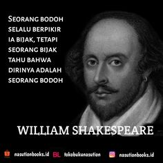 William Shakespeare Shakespeare Quotes, William Shakespeare, Motivational Quotes, Funny Quotes, Inspirational Quotes, Mood Quotes, Life Quotes, Mahatma Gandhi Quotes, Caption Quotes