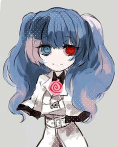 Tsukiyama, Ayato, Kaneki, Saiko Yonebayashi, Anime Films, Love Illustration, Manga, Tokyo Ghoul, Eye Color