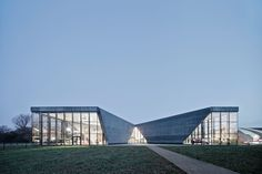 Pysall Ruge Architekten, Jens Willebrand · Museum of Aviation and Aviation Exhibition Park · Divisare