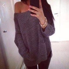 This sweater?!