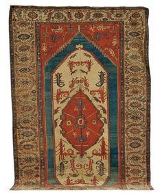 Persian Bahkshaish rug, last quarter 19th century