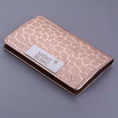 16 best leather images on pinterest business card holders mont blanc business card holder 009 httpmontblancukoutlet reheart Image collections