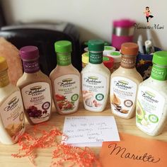 Namaste Mari: Monday Morning Rambles…I Am Obsessed with Bolthouse Farms Dressing!