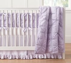 Audrey Nursery Bedding #pbkids