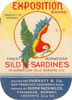 Exposition Brand Sild Sardines