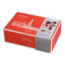 Tin Box Brussels - Neuhaus Souvenirs Collection
