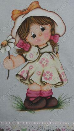 Boneca w flor