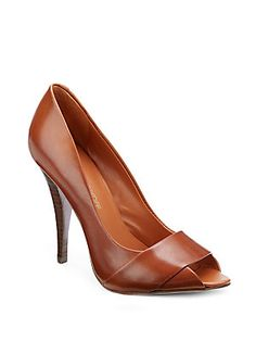 Elisavette Leather Pumps  - VERY IN LOVE!!!