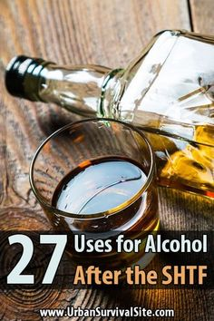 Most preppers don't bother stocking alcohol, but this is a huge mistake. Alcohol could mean the difference between life and death for you and your family.