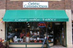 Celtic Connection in Downtown Rapid City