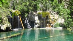 Hanging Lake, CO. Definitely one of the most beautiful places in CO I've visited so far.