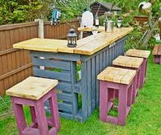 Resultado de imagen para como reciclar cosas economicas para jardin