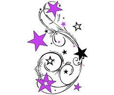 celestial tattoos