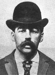 Famous Killers: H. H. Holmes aka Herman Webster Mudgett aka Dr. Henry Howard Holmes Famous Serial Killers