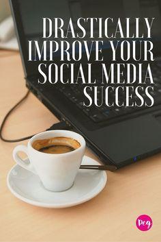Drastically Improve your Social Media Success with One Tip via @PegFitpatrick