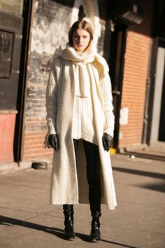 50 Street-Style Snaps From NYFW