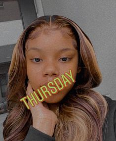 Baddie Hairstyles, Sleek Hairstyles, Weave Hairstyles, Girls Natural Hairstyles, Natural Hair Styles, Long Hair Styles, Sew In Wig, Bald Hair, Hair Laid