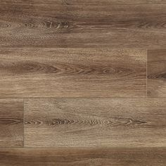 """Mannington Restoration™ Wide Plank 8"""" x 51"""" x 12mm Laminate in Brushed Coffee"""
