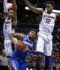 Tigers vs UConn Gallery March 13, 2016