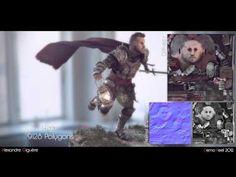 Alexandre Giguere 3D Artist | Demo Reel 2012 (HD) - YouTube