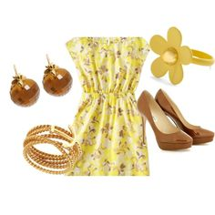 yellow and brown must haves