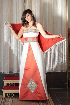 Photo robe kabyle 2016