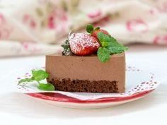Муссовый торт — рецепт с фото пошагово. Как приготовить шоколадный муссовый торт?
