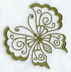 Embroidery Paper Embroidery Library - Machine Embroidery Designs Inspired Project Page Crewel Embroidery Kits, Paper Embroidery, Learn Embroidery, Machine Embroidery Patterns, Butterfly Design, Embroidery Techniques, Flower Patterns, Doily Patterns, Dress Patterns