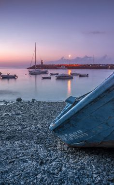 Visiting the marina and watching boats on the water at Playa Blanca, is just one of many great things to do in Lanzarote, one of Spain's Canary Islands. pic: Stevie Spiers