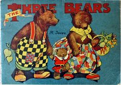 March House Books Blog: The three bears and the story of Cinderella told in rhyme