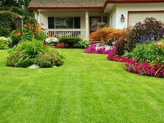 Wie die Gartengestaltung beginnt auch die Rasenpflege im Frühjahr, nachdem sich…