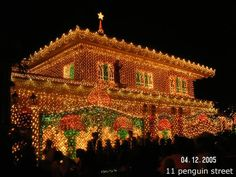 World's Wildest Holiday House Displays | Brentwood tennessee ...