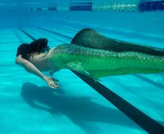 Be Inspired to Live Your Fantasea with Swimmable Mermaid Tails. Be a mermaid, merman, or other beautiful creature of the sea! Custom made silicone mermaid and fabric mermaid tails. Mermaid Gifs, Mermaid Man, Siren Mermaid, Mermaid Images, Mermaid Fairy, Mermaid Videos, Real Life Mermaids, Unicorns And Mermaids, Mermaids And Mermen